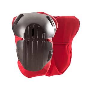 Black/Red Ultimate Welder Work Knee Pads (Pair)