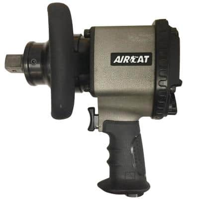 1 in. Pistol Grip 2-Jaw Clutch Impact Wrench