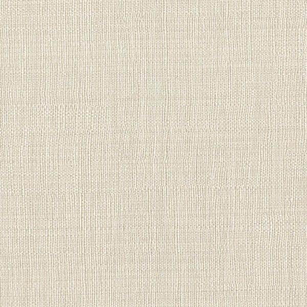 Brewster - Taupe Linen Texture Fabric Strippable Roll Wallpaper (Covers 60.8 sq. ft.)
