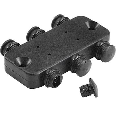 DL6SPLIT4PK LightHub Deck Lighting 6-Way Splitter (4-Pack)