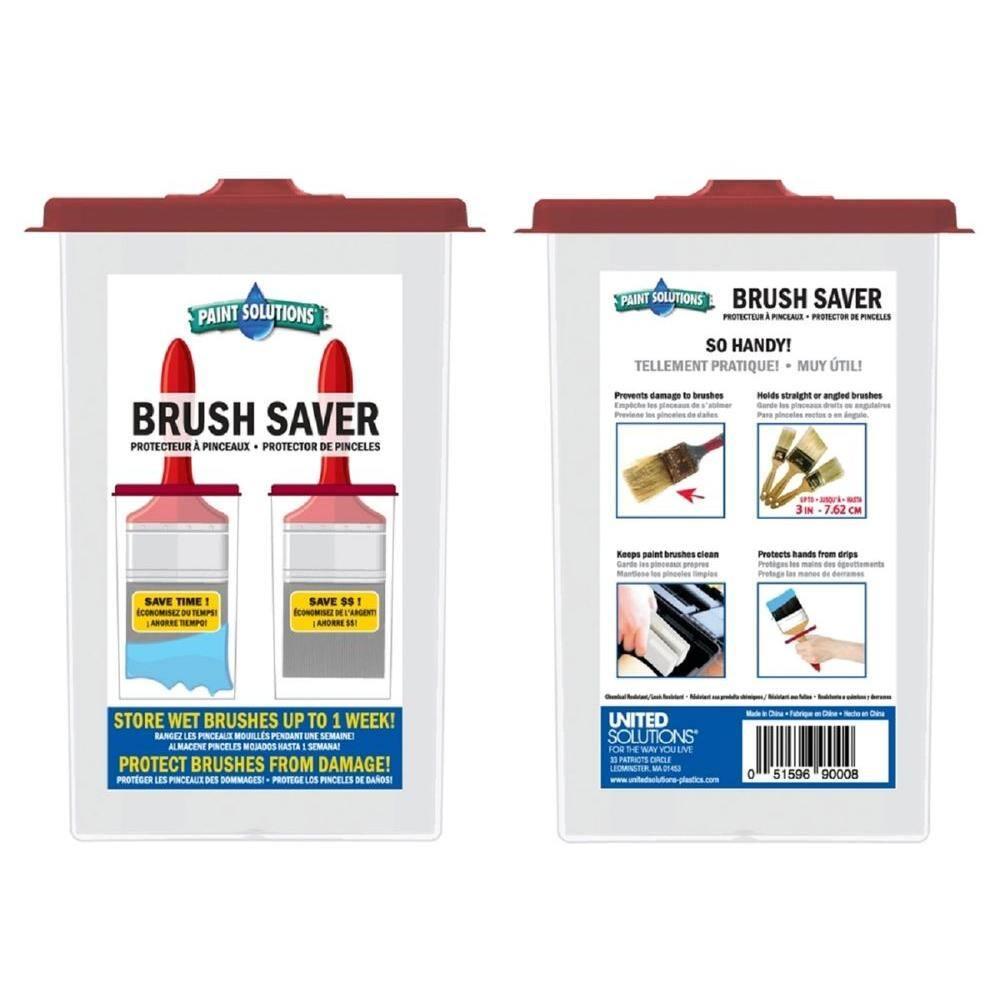 Paint Solutions Paint Brush Saver