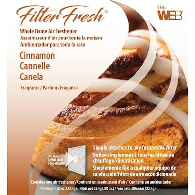 Filter Fresh Cinnamon Whole Home Air Freshener