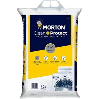 Clean and Protect 40LB Water Softener Pellets