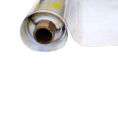 4-1/2 ft. x 45 ft. Clear 16 mil Plastic Sheeting