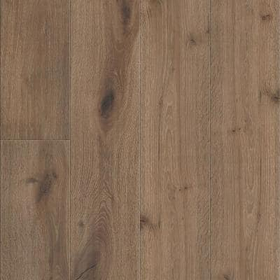 Cali Hardwoods Meritage Carmel Valley Oak 19 32 In T X 9 1 2 In Wxvarying L Extra Wide Tg Engineered Hardwood Flooring 34 1 Sq Ft 7601002400 The Home Depot