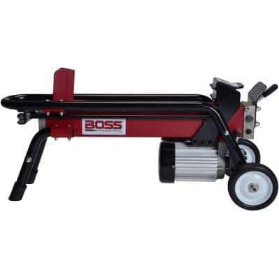 7-Ton 13.5 Amp Electric Log Splitter