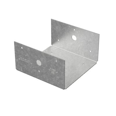 BC Galvanized Post Base for 6x Nominal Lumber