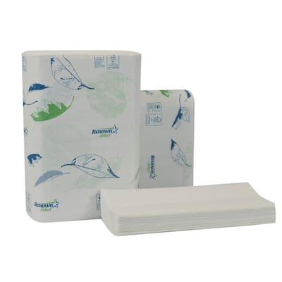 White Advanced Multi-Fold Paper Towels (250 Sheets per Pack, 16-Packs per Case)