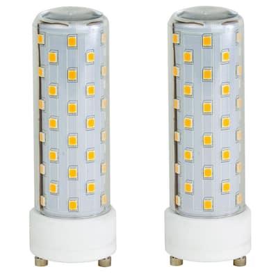 75-Watt Equivalent GU24 Quad PL LED Light Bulb Warm White (2-Pack)