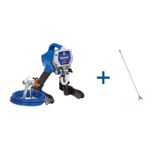 X5 Airless Paint Sprayer with 20 in Tip. Extension