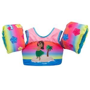 Paddle Pals Motion Hula Girl Vest Pool Toy