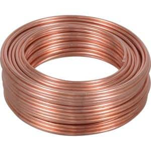 25 ft. 35 lb. 18-Gauge Copper Hobby Wire