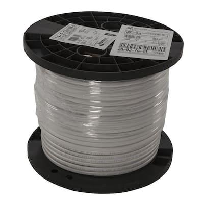 1,000 ft. 14/2 Solid Romex SIMpull CU NM-B W/G Wire