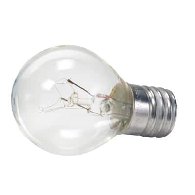 25-Watt S11 Incandescent High Intensity Light Bulb