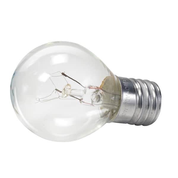 Sylvania 40 Watt Clear Bulbs Bayonet Cap