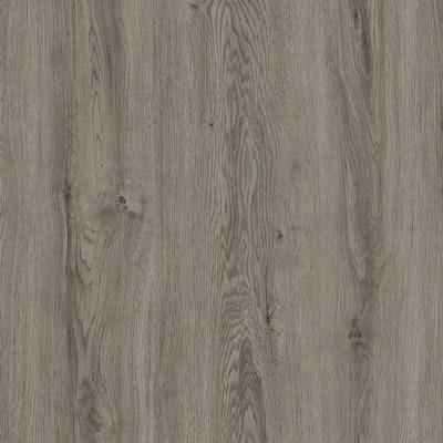 6 in. W x 48 in. L Silver Oak Glue Down Vinyl Plank Flooring (36 sq. ft. / case)