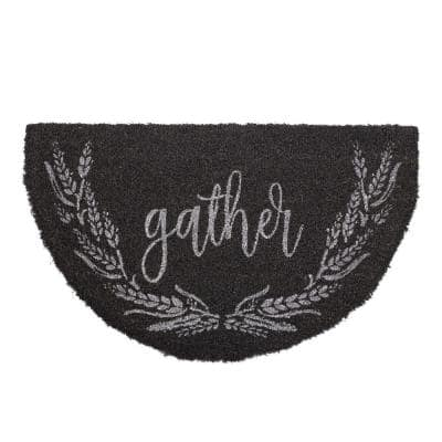 29.5 in. x 17.75 in. Fall Gather Doormat (2-Pack)