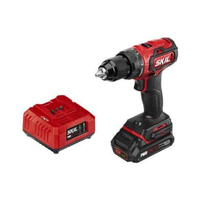 PWRCore 20-Volt 20 Brushless Cordless 1/2 in. Drill Driver Kit