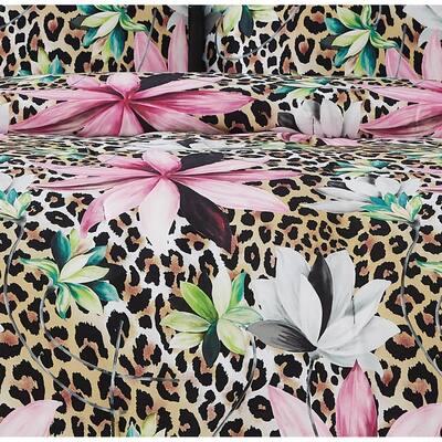 Tahiti Floral Comforter Set