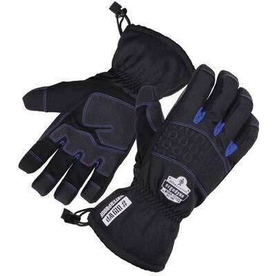 ProFlex 819WP Large Black Extreme Thermal Waterproof Gloves