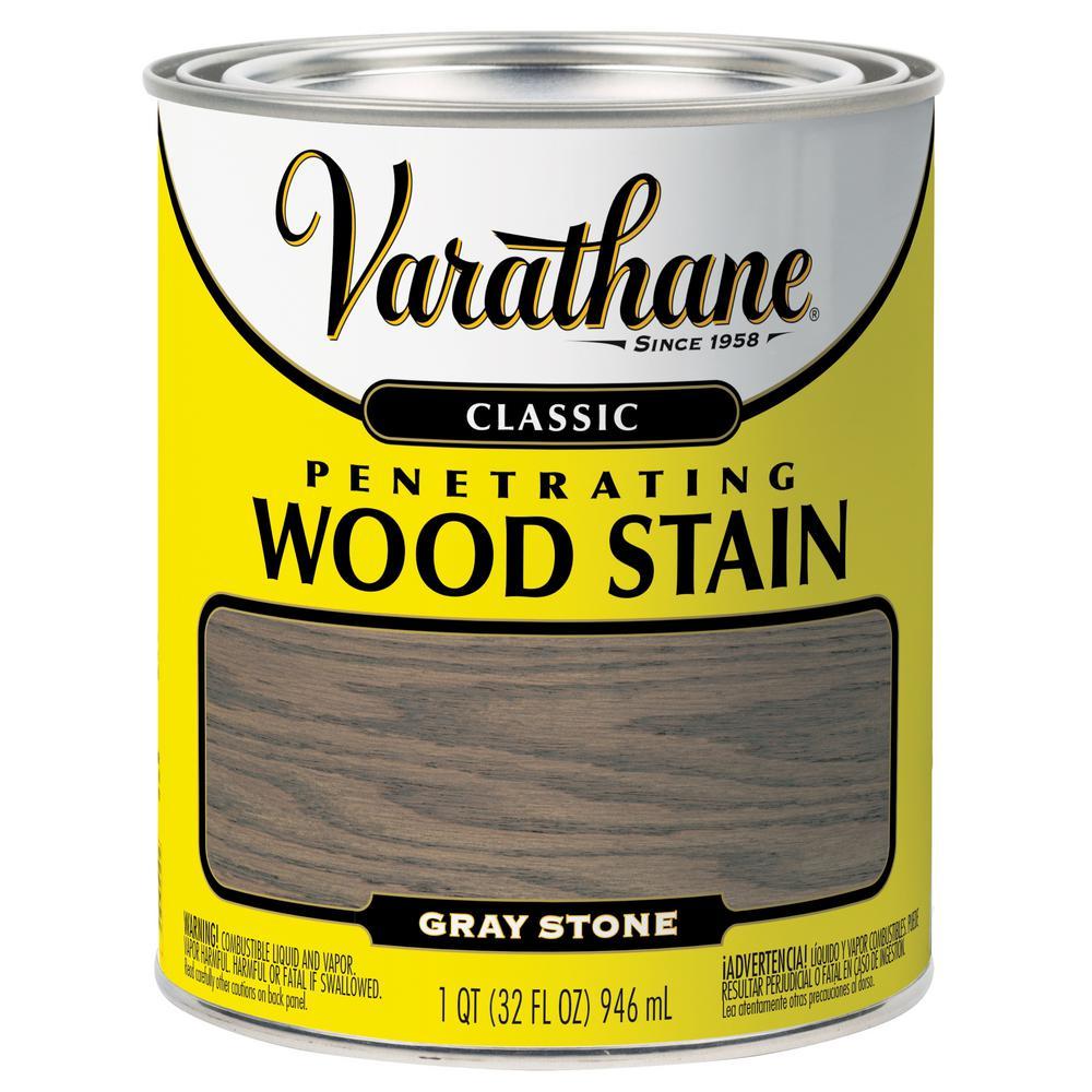 1 qt. Graystone Classic Wood Interior Stain