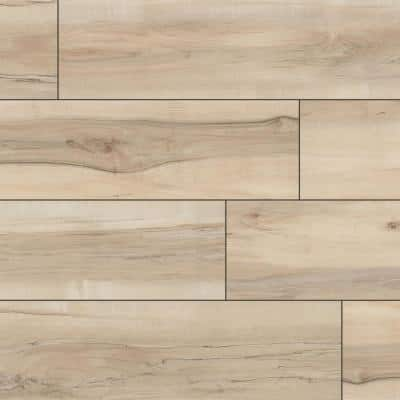 Brook Park Oak 7 in. x 42 in. Rigid Core Luxury Vinyl Plank Flooring (20.8 sq. ft. / case)