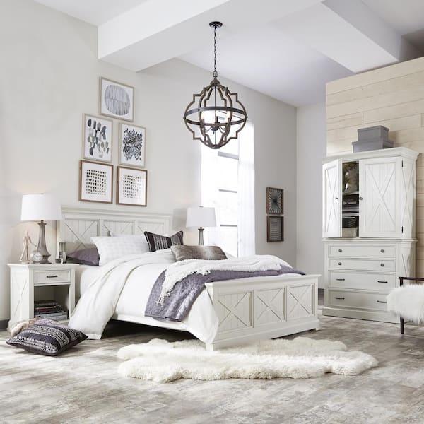 Homestyles Seaside Lodge 2 Piece Hand, Coastal Bedroom Furniture Sets