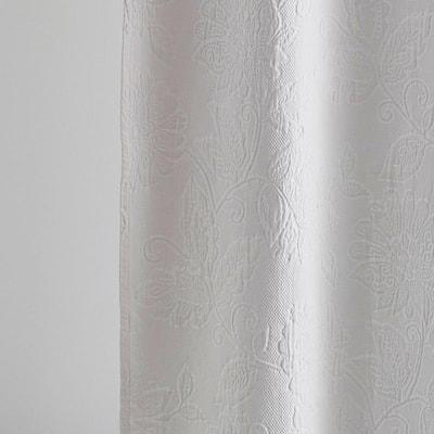 Putnam Matelasse 72 in. Cotton Shower Curtain