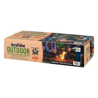 3.2 lbs. Outdoor Firelogs (3-Pack)