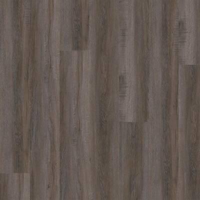 Performa Rustic Oak 7 in. W x 48 in. Glue Down Luxury Vinyl Plank Flooring (41.99 sq. ft./case)