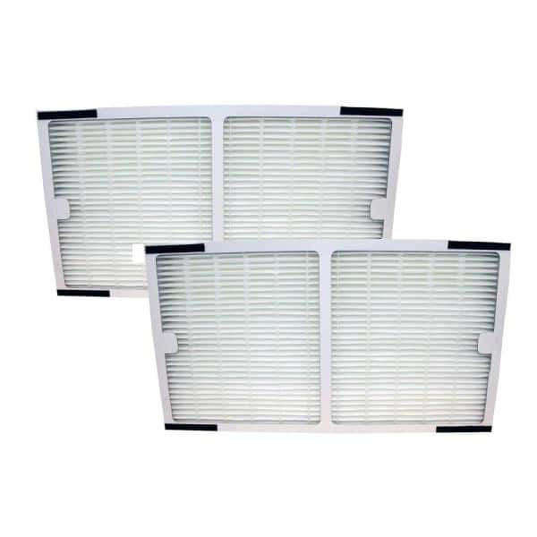Think Crucial Replacement Idylis C Air Purifier Filters Iaf H 100c Fits Iap 10 200 Iap 10 280 2 Pack 700953607447 The Home Depot