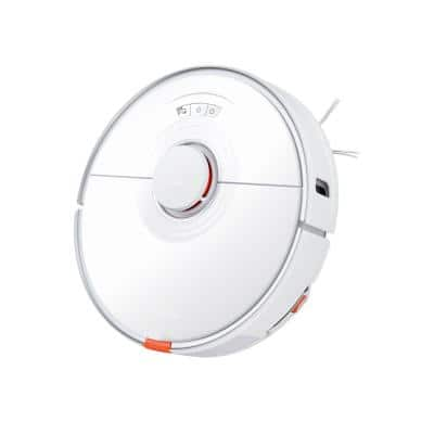 S7 Wi-Fi Enabled Robotic Vacuum Cleaner with Sonic Mopping 2500Pa Suction Multi-Level Mapping Ultrasonic Carpet Sense