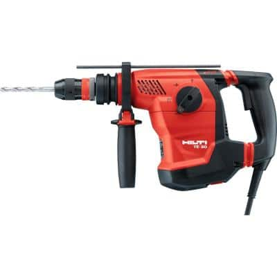 TE 30-C 120-Volt SDS Plus 14 in. x 9 in. Concrete Rotary Hammer with Active Vibration Reduction (AVR)
