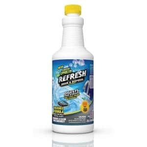 Refresh 32 oz. Concentrate Garbage Disposal, Drain Cleaner and Deodorizer