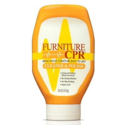 18 oz. Furniture CPR Cleaner and Polish