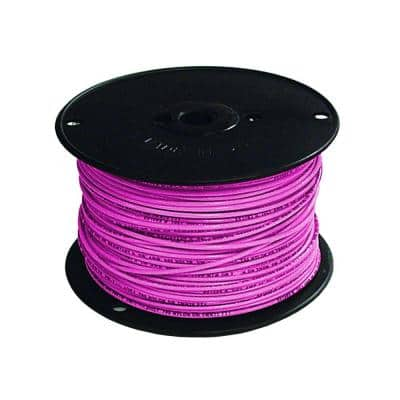 500 ft. 16 Pink Stranded CU TFFN Fixture Wire