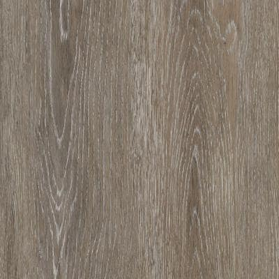 Brushed Oak Taupe 6 in. W x 36 in. L Luxury Vinyl Plank Flooring (24 sq. ft. / case)