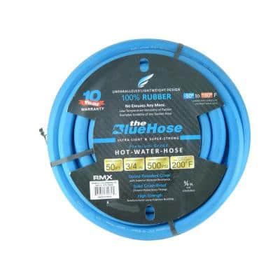 The BlueHose 3/4 in. x 50 ft. Water Hose