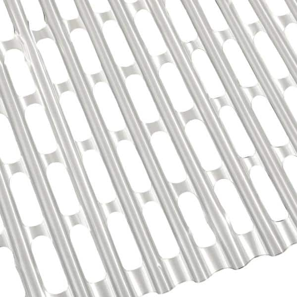 Clean BBQ Set of 12 Sheets of Grill Topper Disposable Aluminum Grill Liner