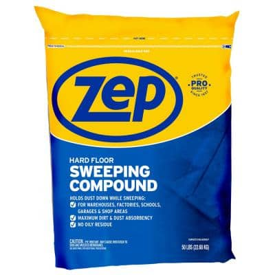 50 lbs. Sweeping Compound