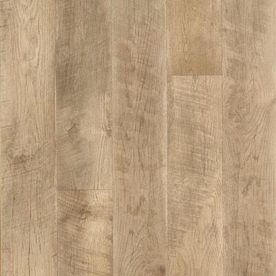 Outlast + Southport Oak Laminate Flooring - 5 in. x 7 in. Take Home Sample