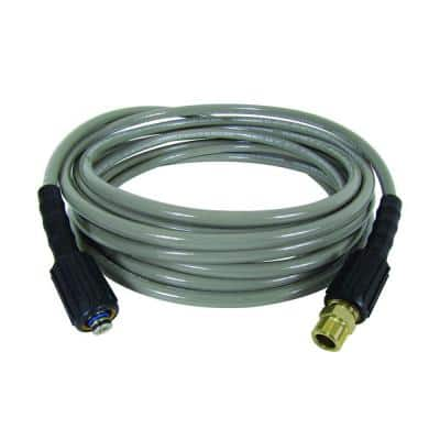 3,600 psi 9/32 in. x 30 ft. Replacement/Extension Hose with Adapter for Gas Pressure Washer