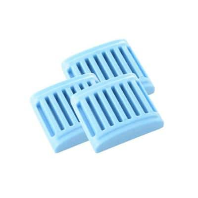 Aromatherapy Ocean Breeze Scent Bars Shower Replacement Filter (3-Pack)