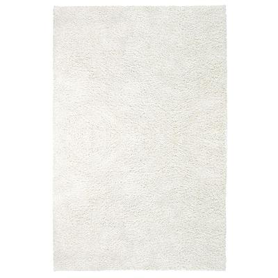Elation Blonde 7 ft. x 9 ft. Rectangle Hand Tufted Area Rug