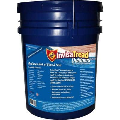 5 Gal. Outdoors Slip Resistant Treatment for Tile and Stone