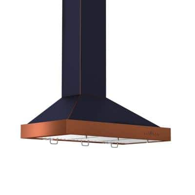 ZLINE 30 in.  Designer Series Wall Mount Range Hood (KB2-BCXXX-30)