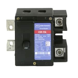CSR 200 Amp 2-Pole 25 kAIC Main Circuit Breaker