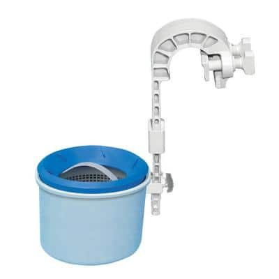 Deluxe Wall-Mounted Swimming Pool Surface Automatic Skimmer
