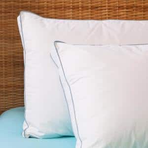 Serenity Cool Down Alternative Gusset Jumbo Pillow
