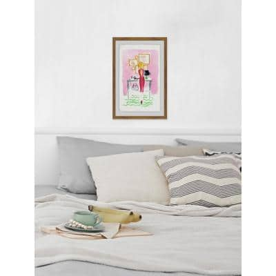 """30 in. H x 20 in. W """"Getting Ready"""" by Marmont Hill Framed Printed Wall Art"""